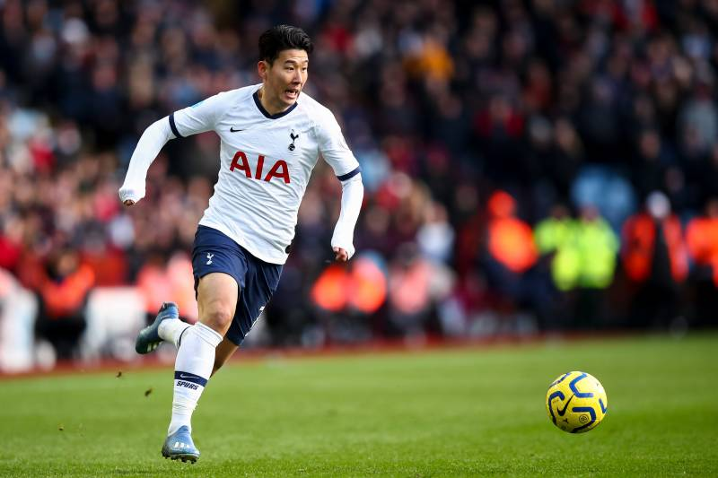 This image has an empty alt attribute; its file name is Son-Heung-Min.jpg